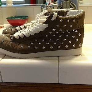 Candies Spike Shoes